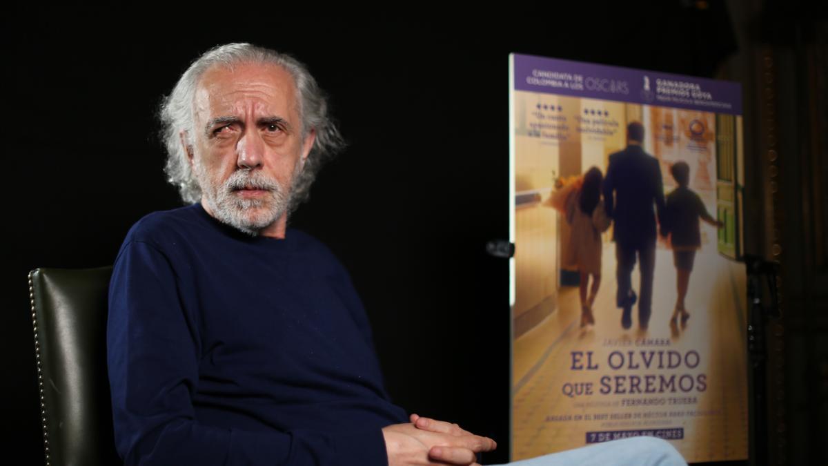 El director, Fernando Trueba.