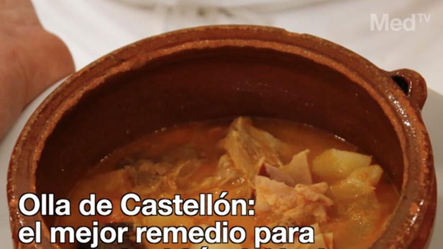 Olla de Castellón: el mejor remedio para combatir el frío del invierno