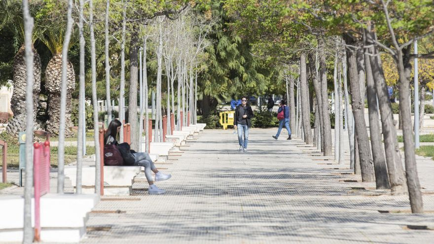 Mascarilla obligatoria en clase en las universidades y zona de aislamiento para casos sospechosos