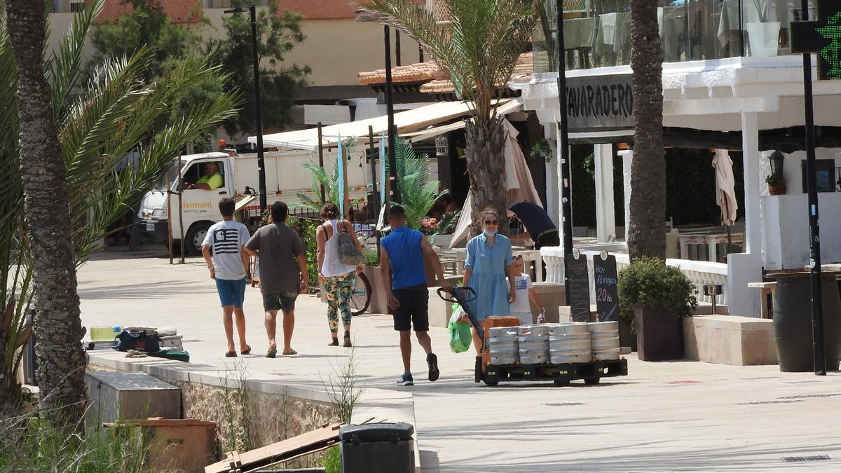 Formentera prorroga la vigencia de las autorizaciones de las estancias turísticas en vivienda