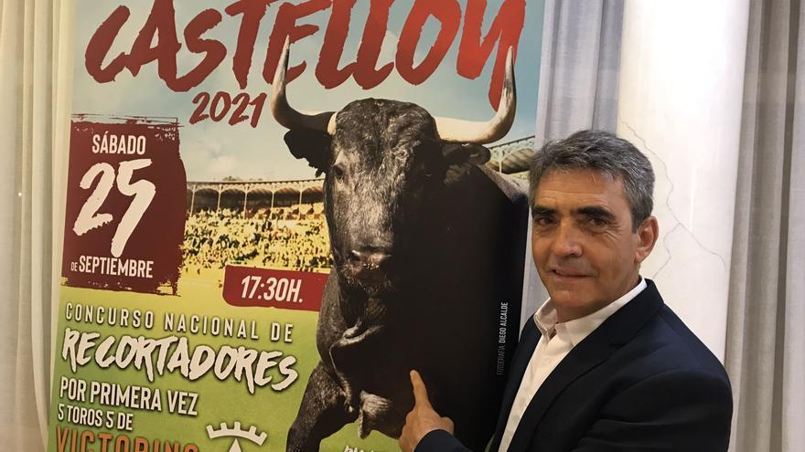 Histórico: Así es la camiseta para los recortadores que se medirán a los toros de Victorino Martín en Castellón