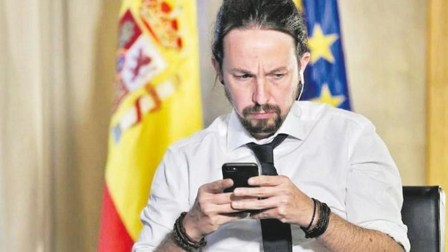 Iglesias rechaza que haya corrupción en Podemos y que se les compare con el PP