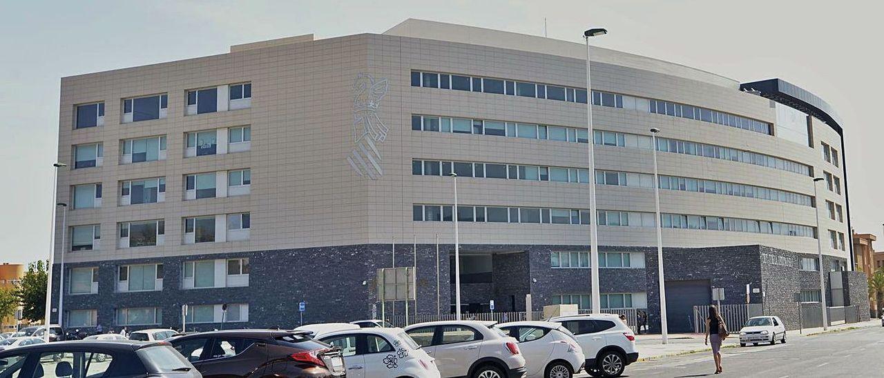 Una imagen de la Ciudad de la Justicia donde se han dictado las dos sentencias contra el hospital.