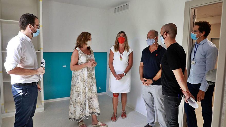 El recinto del antiguo hospital Psiquiátrico se abrirá a Palma