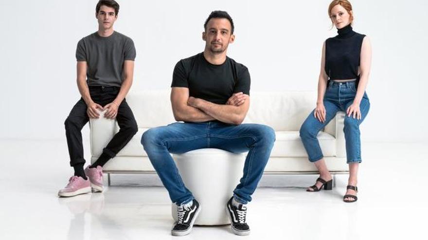 Movistar+ inicia el rodaje de 'La fortuna', la primera serie de Alejandro Amenábar