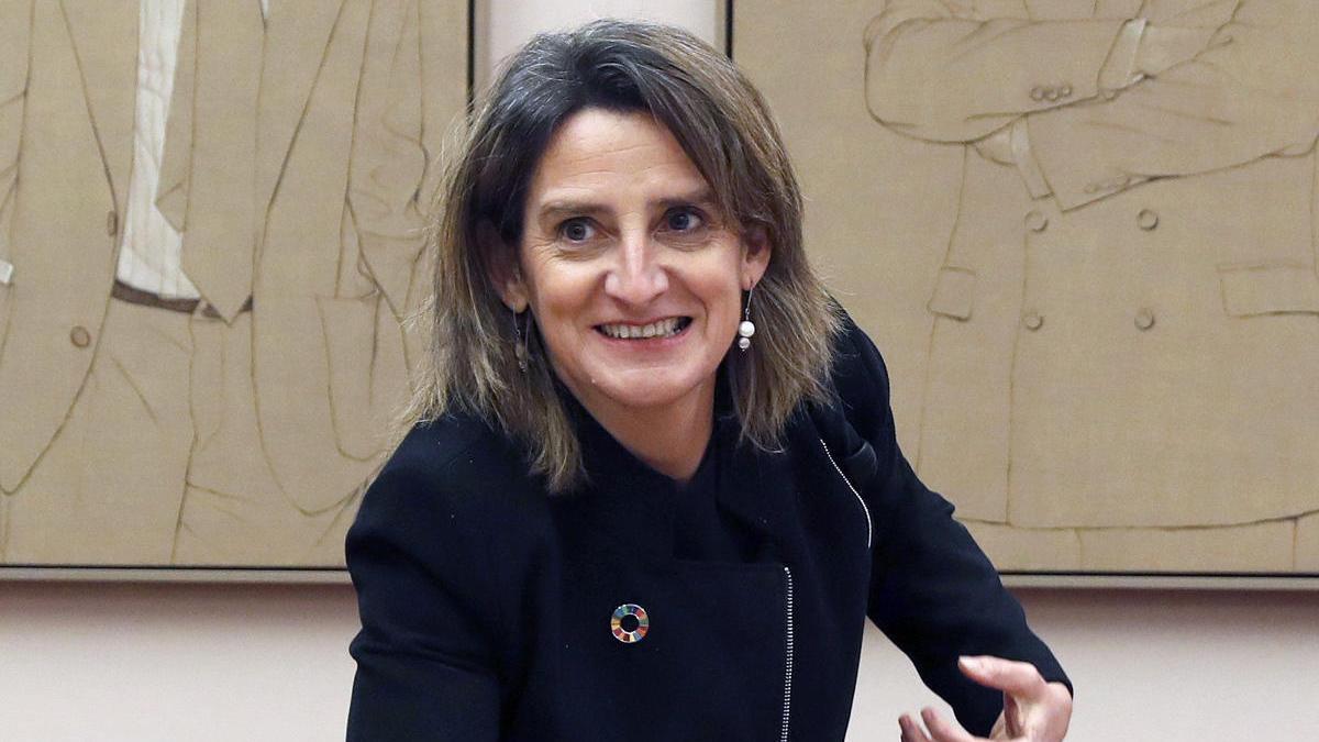 La ministra de Transición Ecológica y Reto Demográfico, Teresa Ribera, ha sido una de las firmantes de la carta.
