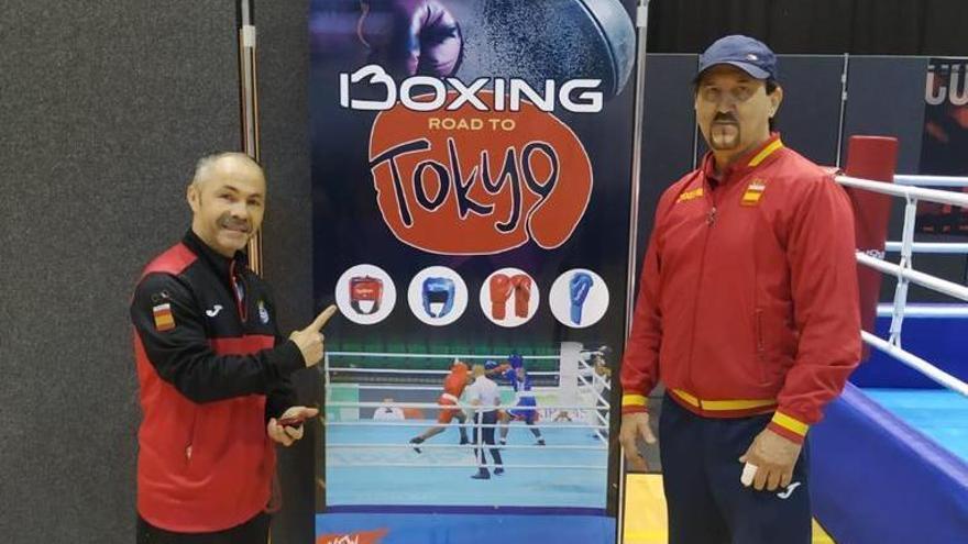 Rafa Lozano se asegura estar en Tokio antes de suspenderse el Preolímpico