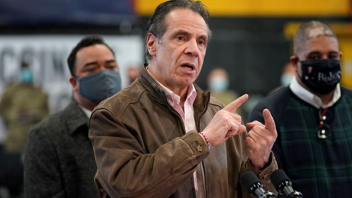 Nueva acusación de acoso contra el gobernador de Nueva York