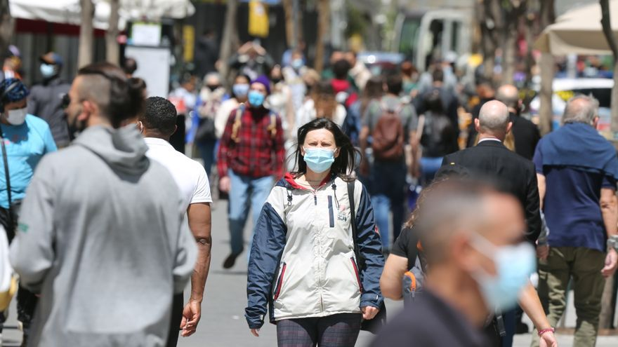 Sanidad comunica 4.040 nuevos contagios de coronavirus y 30 muertos más