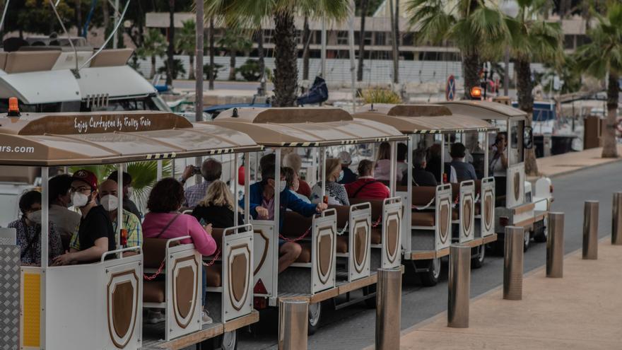 Atraca en Cartagena el primer crucero tras 15 meses de parón turístico