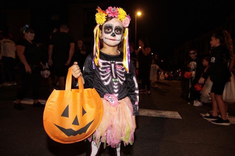 Halloween en Pueblo Hinojosa