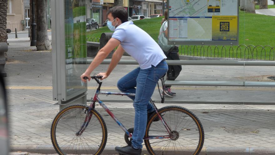 Las Palmas de Gran Canaria se suma a la Semana Europea de la Movilidad