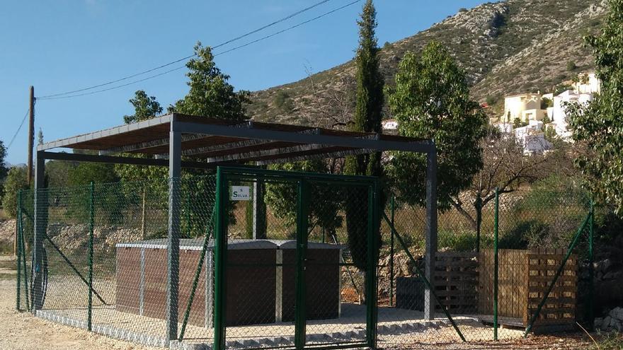 La Diputación invierte 140.000 euros en la construcción de diez nuevos centros de compostaje en la provincia