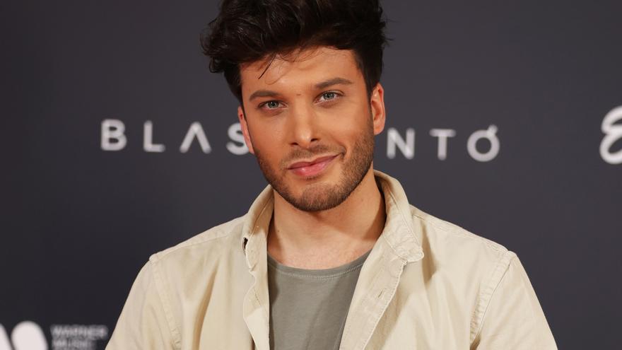 Blas Cantó: así se convirtió en representante de España en Eurovisión 2021