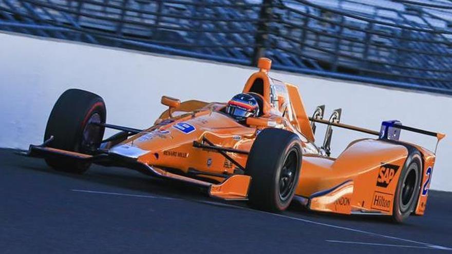 ¿Puede Fernando Alonso ganar la 'Indy 500'?