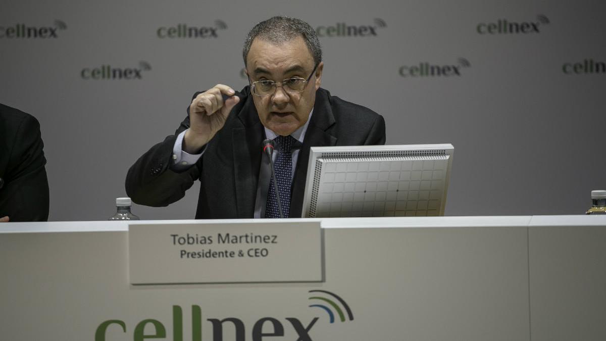Cellnex pierde 43 millones hasta junio por las adquisiciones realizadas