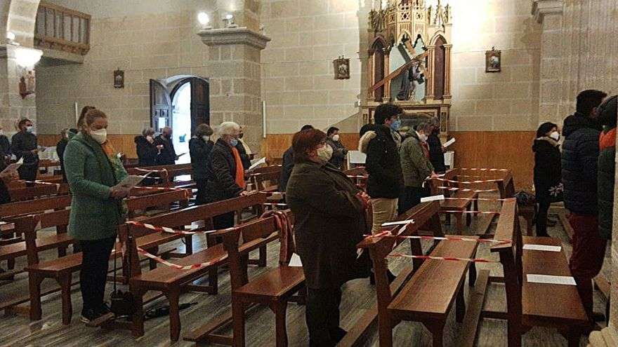 Encuentro pastoral en el santuario de Otero de Sanabria
