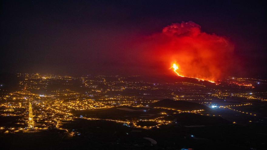 Escucha el espectacular rugido del volcán de la Palma