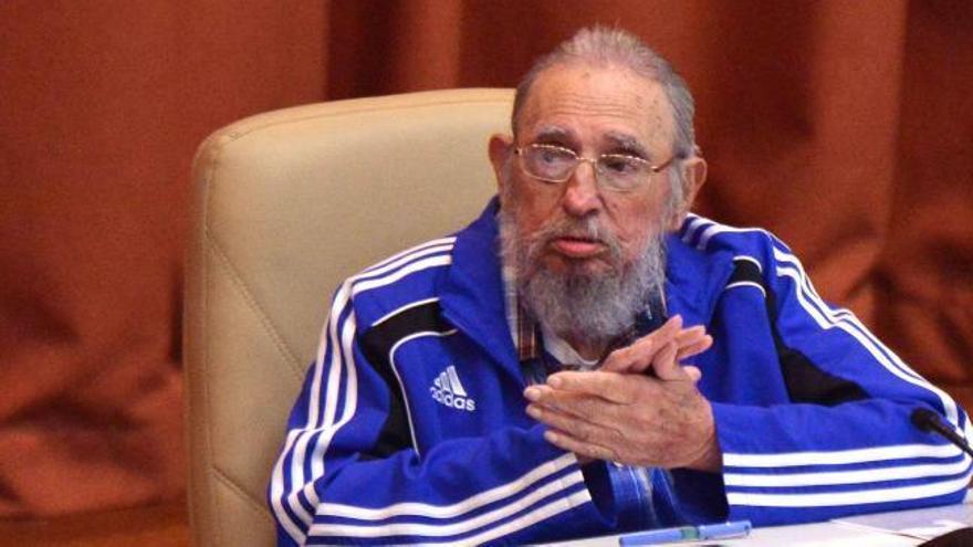 Fidel Castro: 'A todos nos llega nuestro turno. El comunismo quedará'