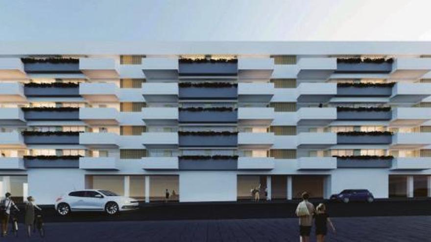 El Concello adjudica el diseño de 50 pisos públicos en Xuxán
