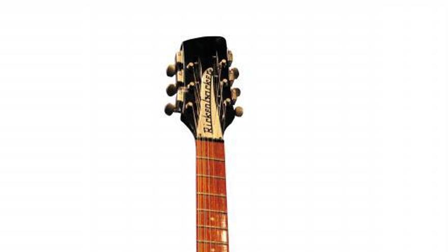 Rickenbacker, la guitarra que sublimó el pop