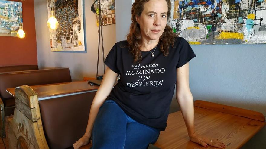 """Marisol Ramírez: """"Solo concibo el teatro como agitador"""""""