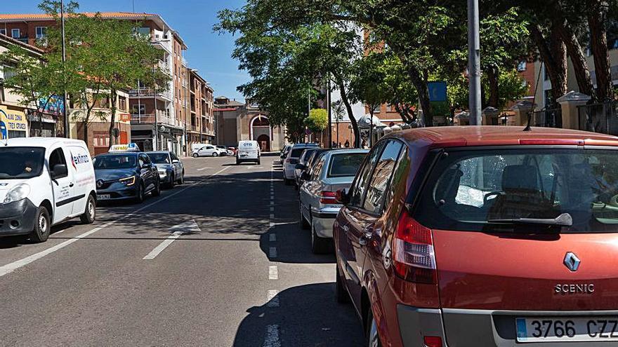 La avenida de Portugal y Cristo Rey estaban también sobre la mesa para reubicar la ORA