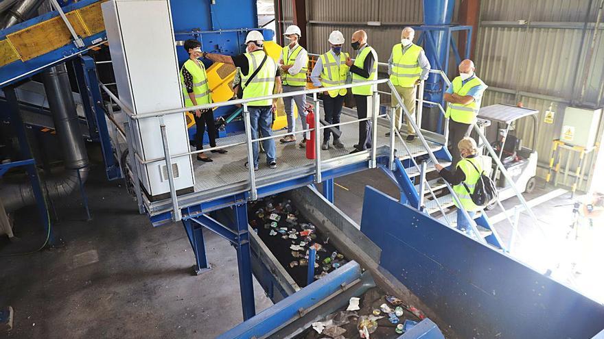 La mejora de la planta de envases aumenta su capacidad y producción