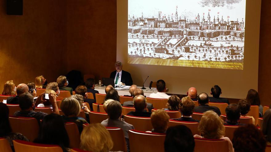 Domingo Buesa: «Goya mantuvo toda su vida su pasión por Zaragoza»