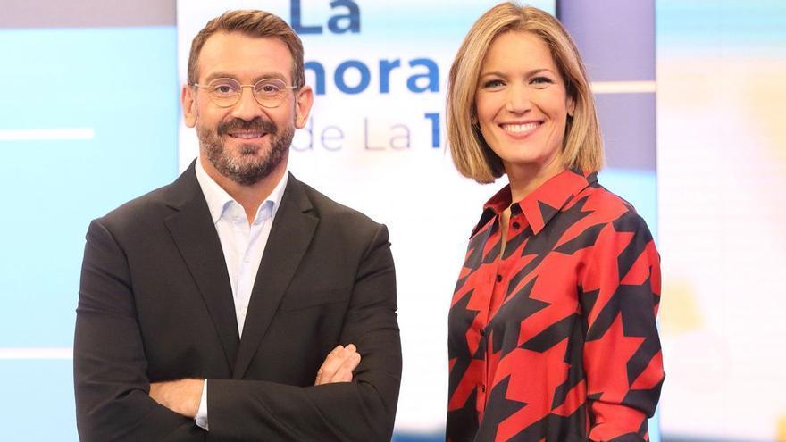 """Silvia Intxaurrondo y Marc Sala llegan a 'La Hora de La 1': """"Tenemos las claves para ser un referente"""""""