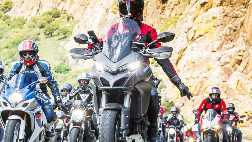 """Vigo recibe 75 """"joyas"""" de Ducati"""