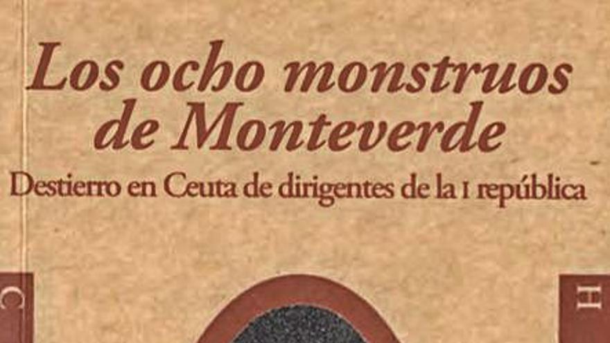 Hernández publica en Venezuela el libro 'Los ocho monstruos de Monteverde'