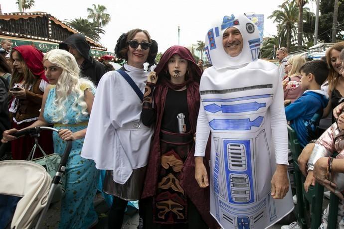 "01.03.20. Las Palmas de Gran Canaria. Carnaval 2020.  Cabalgata infantil ""Erase una vez..."".  Foto: Quique Curbelo"