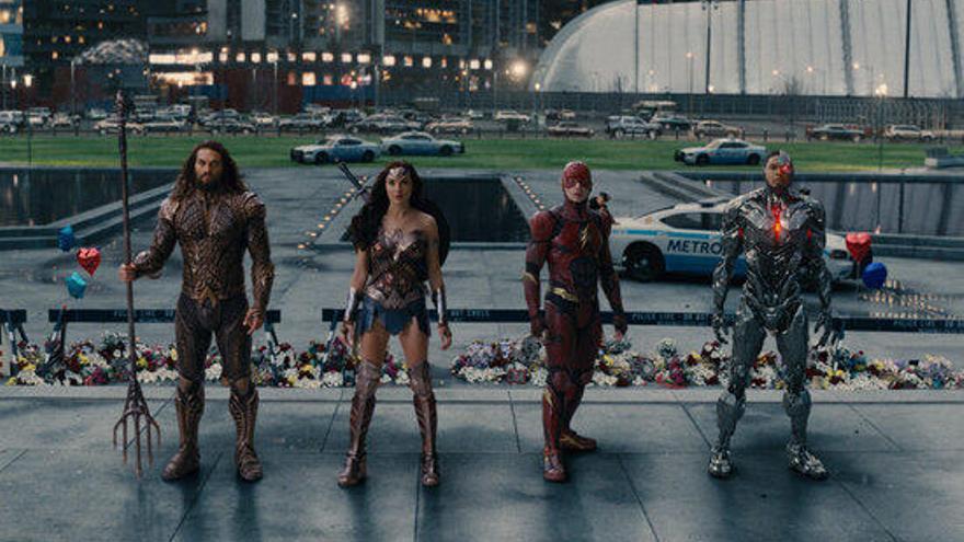 Arriba l'esperada versió del director Zack Snyder de la 'Liga de la justícia' a HBO