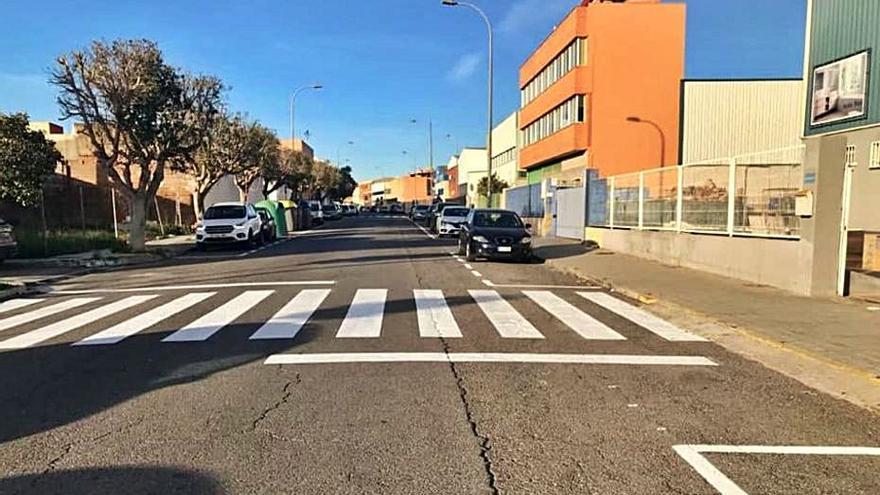 Moncada invertirá 380.000 € en sus tres polígonos industriales