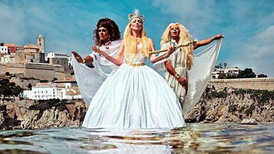 Topacio Fresh, reina del Ibiza Gay Pride