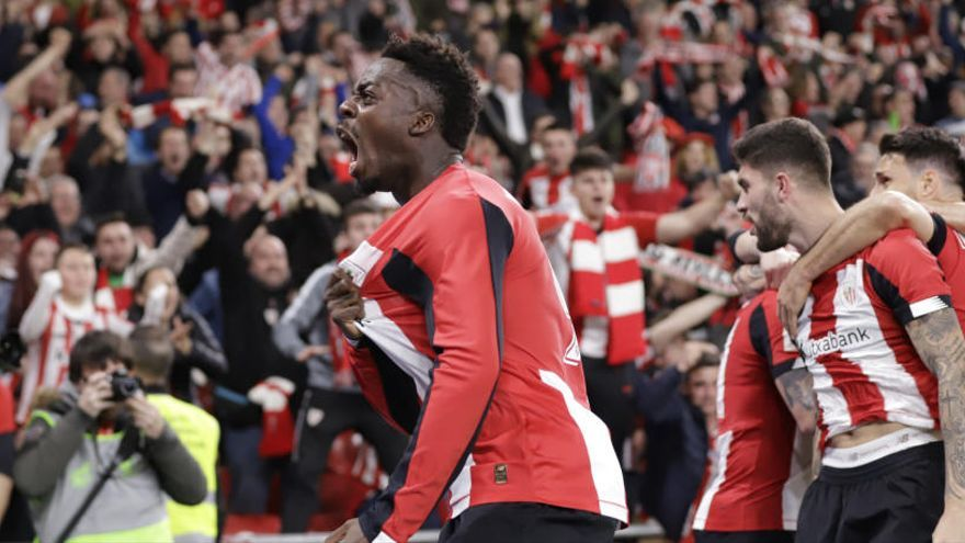 Semifinal de la Copa del Rey: Athletic Club - Granada, en directo