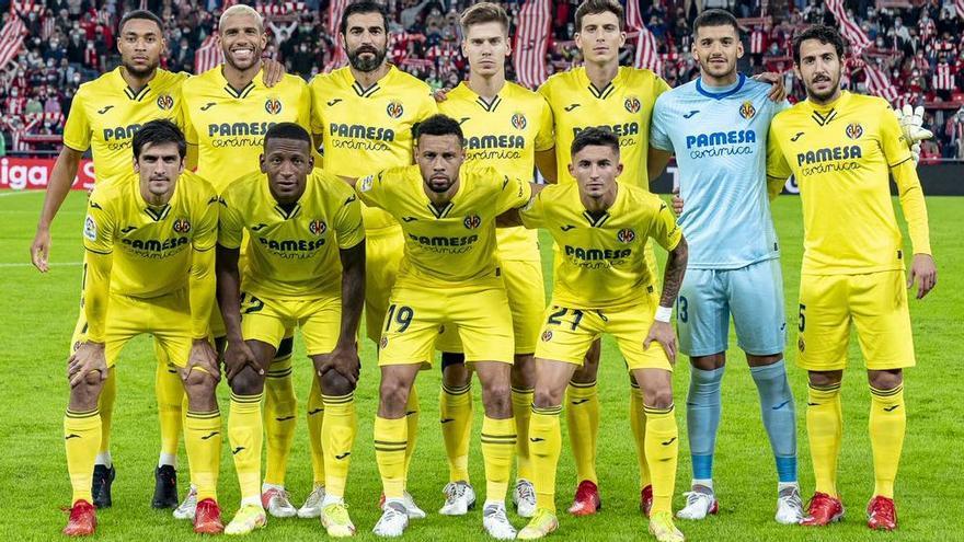 Estas son las puntuaciones de los jugadores del Villarreal ante el Athletic