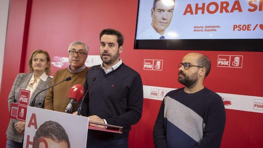 """El PSOE lamenta que los fondos COVID que gestiona la Junta """"no están beneficiando a Zamora"""""""