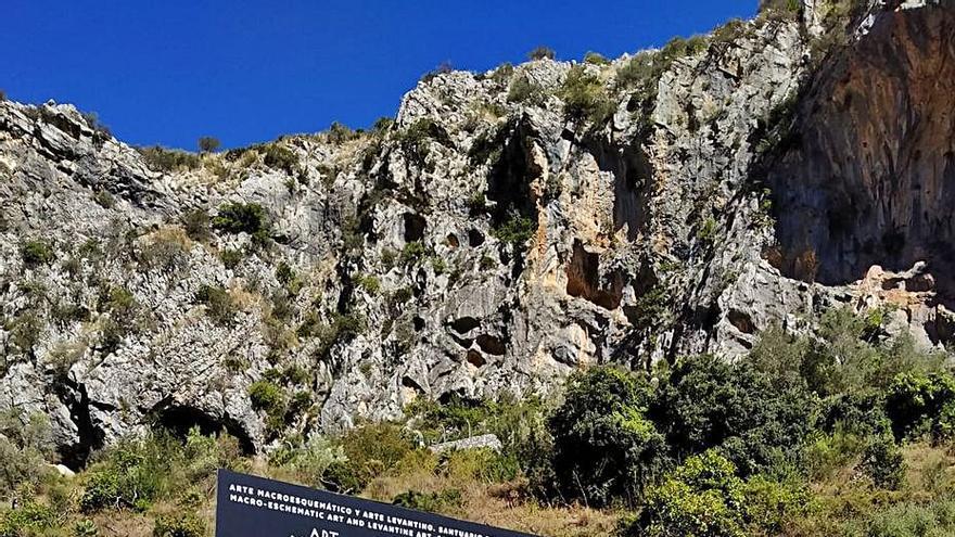 Pla de Petracos, un santuario dedicado a la Diosa Madre