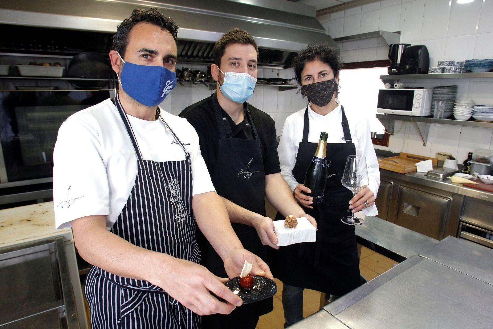 Baeza & Rufete estrena su estrella Michelin
