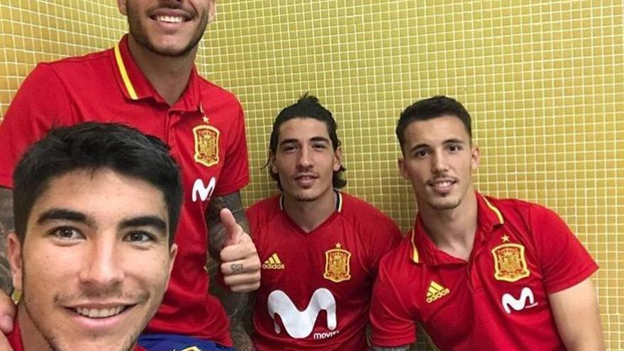 Soler, titular con la sub-21 ante Serbia