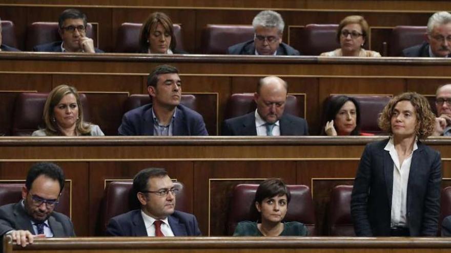 El Grupo del PSOE prevé multas de hasta 600 euros para los 15 díscolos