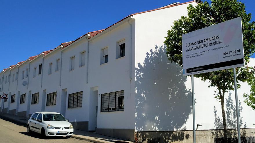 La Junta inicia proceso de adjudicación de dos viviendas públicas en Monesterio