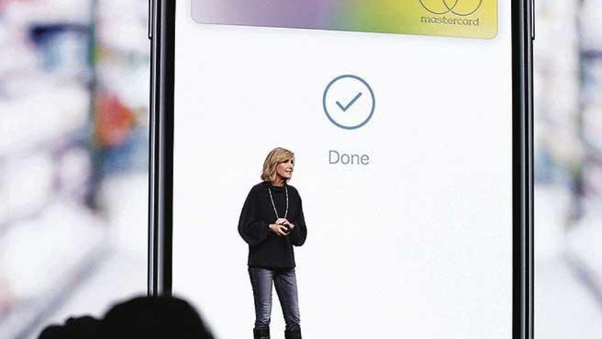 Apple entra en el sector 'Fintech'