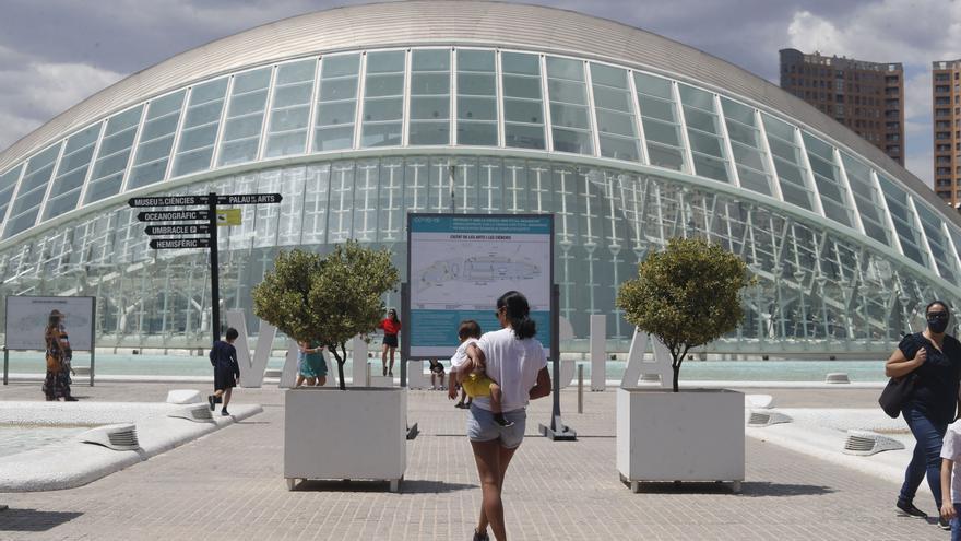 La Ciutat de les Arts encabeza el ranking de museos más recomendados de España