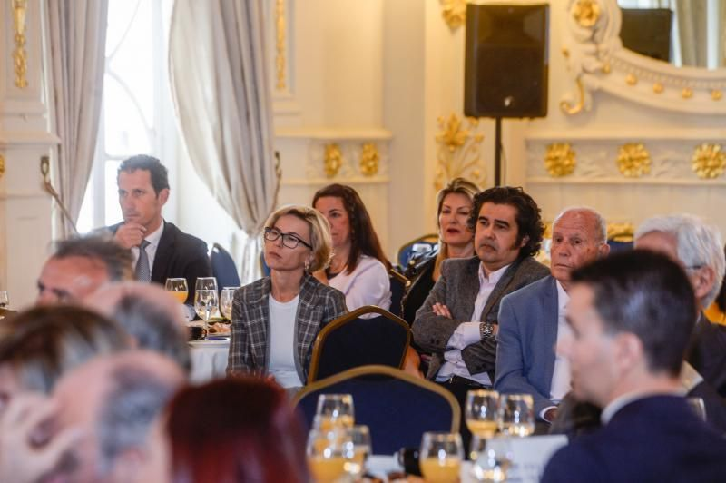 18-05-18. LAS PALMAS DE GRAN CANARIA.  Foro Adriana Lastra. FOTO: JOSÉ CARLOS GUERRA.    18/05/2018   Fotógrafo: José Carlos Guerra