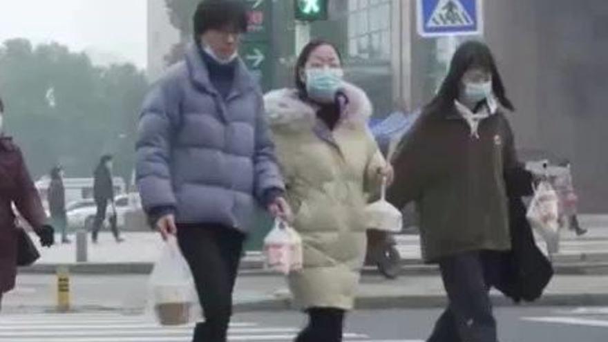 Wuhan, un año después de su confinamiento y de doblegar al virus en su primera ola.