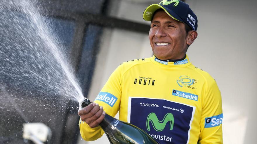 Coquard se impone al esprint y Quintana se lleva la Volta