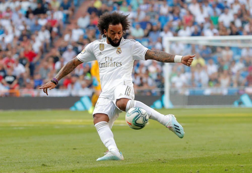 Las mejores imágenes del Real Madrid - Valladolid.